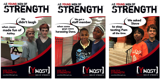 Young Men of Strength Campaign